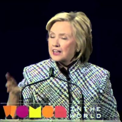 Hillary Advocates For More Abortion Access, Less Religious Belief