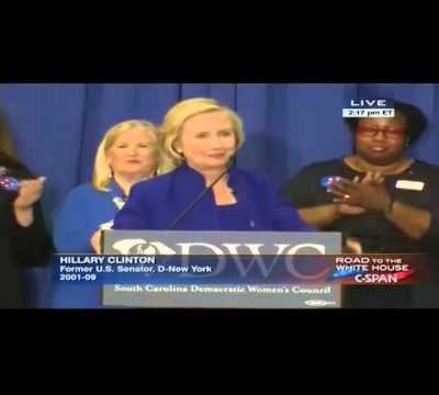 Hillary Clinton Adopts Fake Southern Accent, Again