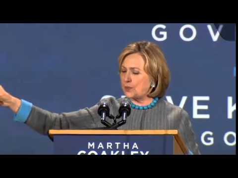 Hillary Clinton Says Businesses Don't Create Jobs