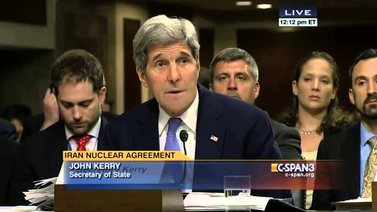 IAEA Will Not Share Its Agreements With Iran, and John Kerry is Okay With That