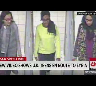 ISIS Recruits Young Muslim Women in the Name of Nouveau Feminism