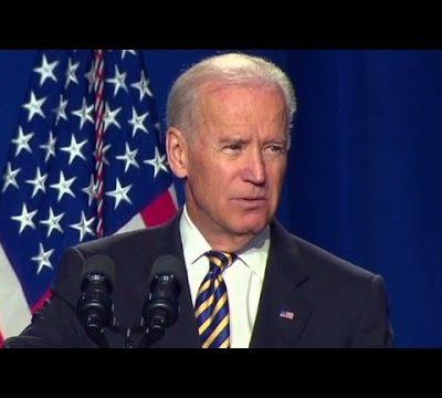 Joe Biden and a microburst of bigotry