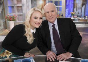 Meghan McCain & John McCain