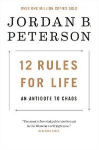 Jordan Peterson 12 Rules for Life