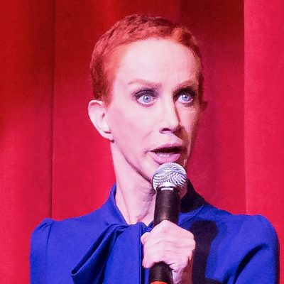 Kathy Griffin Is Back on a #SorryNotSorry Tour. Don't Cheer All At Once.