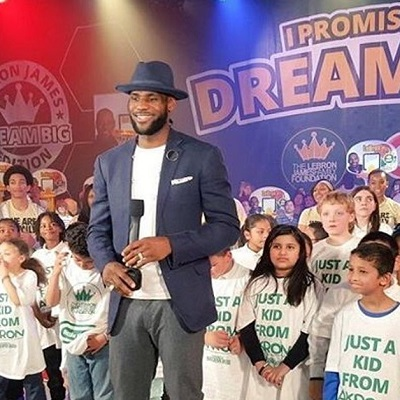 Say Hello to Your New Education Secretary LeBron James