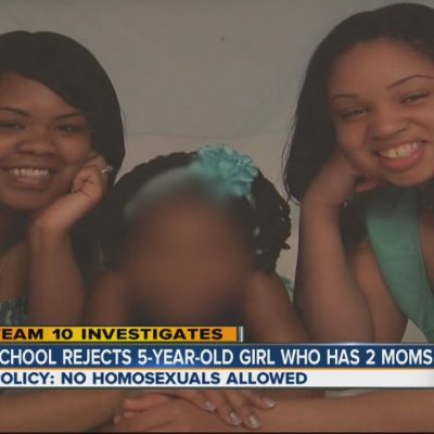 Lesbians sue Christian school to educate their child