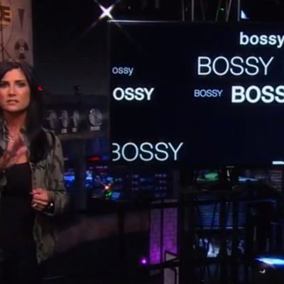 """Let the Word """"Bossy"""" Be Stricken from All Records"""