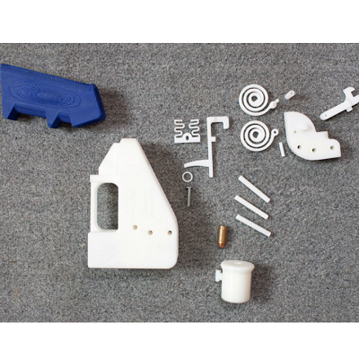 Opinion: 3D printable guns aren't the end of life as we know it.
