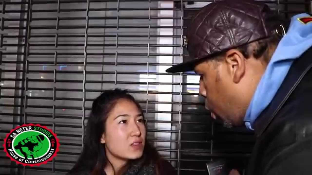 Lost In Translation: Japanese Woman Calls Black Men The N-Word and Unleashes Fury