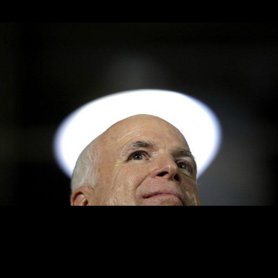 Saint John McCain Leaves Final Missive For The Masses