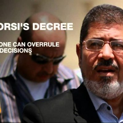 Muslim Brotherhood's Mohammed Morsi is Egypt's New 'Pharaoh'; More Riots and Chaos