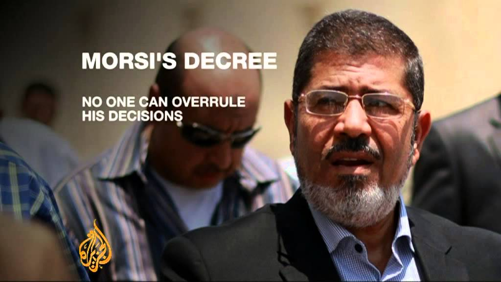 Muslim Brotherhood's Mohammed Morsi is Egypt's New 'Pharaoh'; More Riots and Chaos