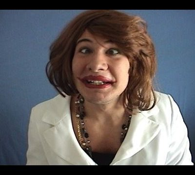 nancy pelosi:  'she looks like the joker!'