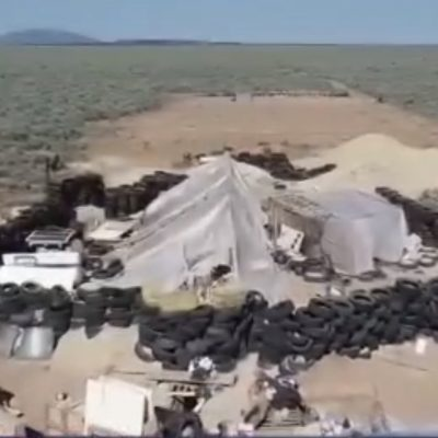 New Mexico Terror Camp Razed By Authorities - Why? [VIDEO]
