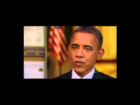 """Obama on 60 Minutes: Murdered Americans in Benghazi Just """"Bumps in the Road"""""""
