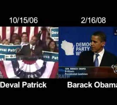 Obama plagiarizes speech?