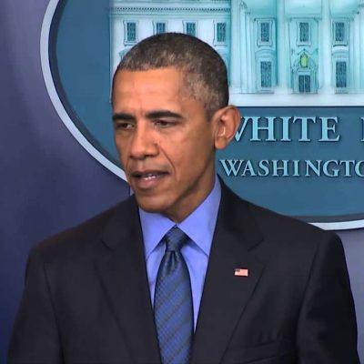 Obama Uses Statement on #CharlestonShooting to Push Gun Control