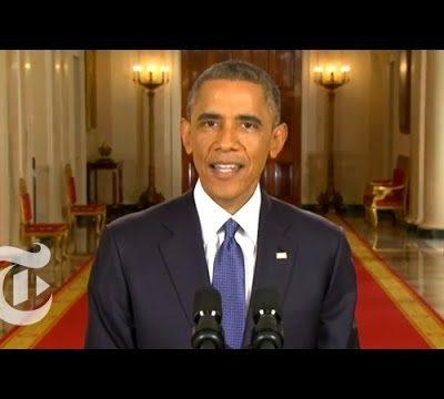 Obama's Amnesty Speech of Lies