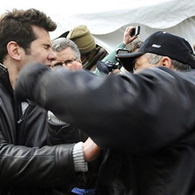 Obama's Union Thugs in Michigan Assault Steven Crowder (Video)