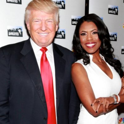 Omarosa Makes Claim In Book: Trump Ate A Document!