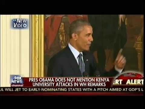 Prayer Breakfast: Obama Bashes American Christians, Ignores Christians Slaughtered in Kenya