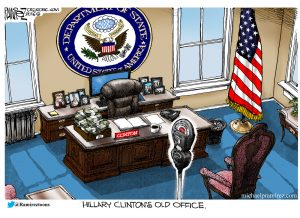 The Russia Hoax - Hillary Clinton's pay for play office