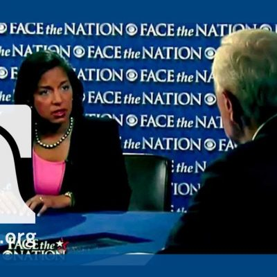 Republican Letter to Obama:  No on Susan Rice for Secretary of State