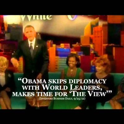 "Rove's New American Crossroads Ad ""World"" is Devastating!"