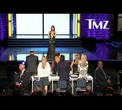 rush limbaugh dancing at miss america pageant:  rush fist bumps video