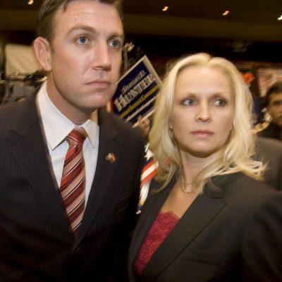 Duncan Hunter Defense: Throw Wife Under The Bus [VIDEO]