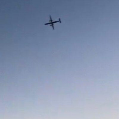 """""""Broken Man"""" Flies Stolen Horizon Airlines Plane Over Puget Sound"""