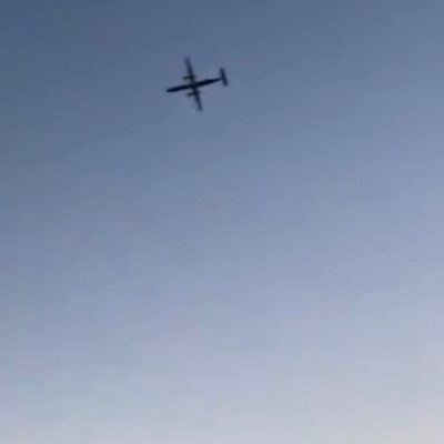 """Broken Man"" Flies Stolen Horizon Airlines Plane Over Puget Sound"