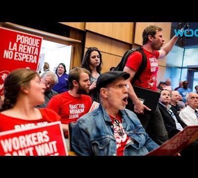 Seattle Minimum Wage Hike Fails