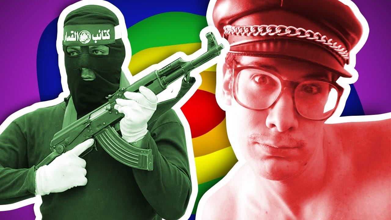 "Steven Crowder Video;  ""Israel vs The World!!"""