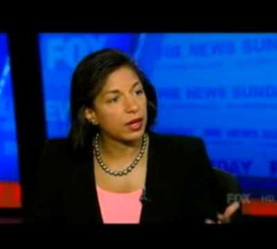 Susan Rice Continues to Lie about Benghazi