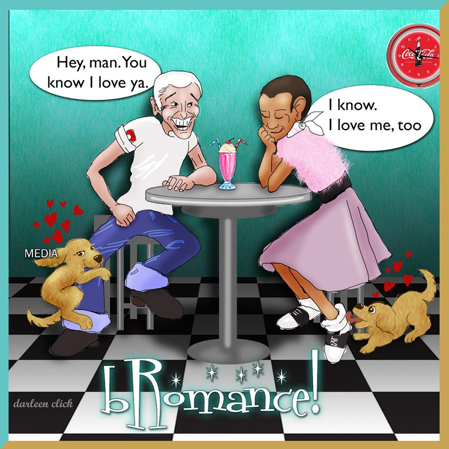bRomance: A Little Tale of Joe and Barack