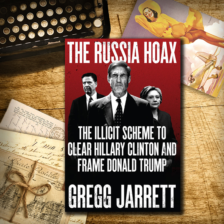 "From the VG Bookshelf: ""The Russia Hoax"""