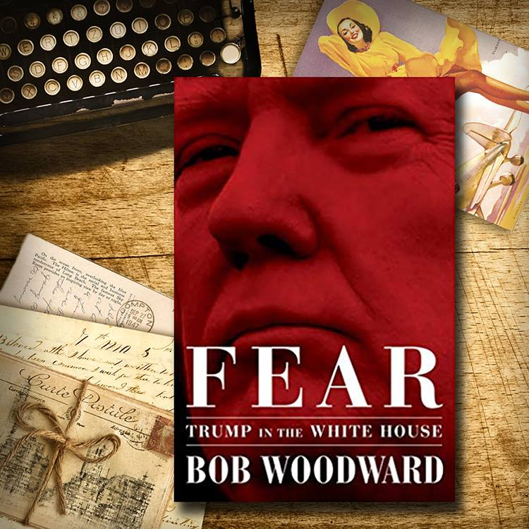 "From The VG Bookshelf: ""Fear"" [VIDEO]"