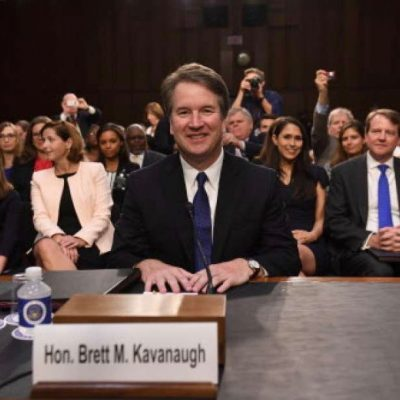 The Kavanaugh Confirmation Hearing Is A Three-Ring Circus [VIDEO]