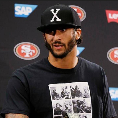 """Pig Sock-Wearing Colin Kaepernick Face of Nike's Newest """"Just Do It"""" Campaign"""