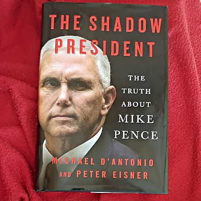 "From the VG Bookshelf: ""The Shadow President"""