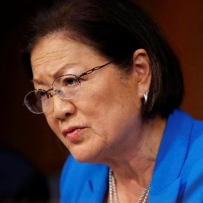 No Senator Hirono, Men Should NOT Shut Up About Christine Blasey Ford [VIDEO]