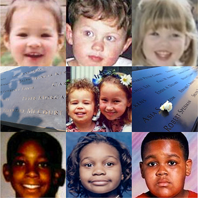 #September11: Remembering the Youngest Victims of 9/11