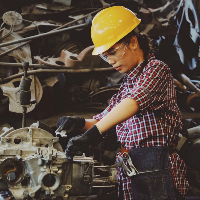 Working Men and Women Optimistic About Future