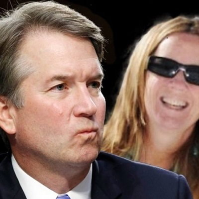 It's Not Fear But Opportunism That Drives Blasey Ford
