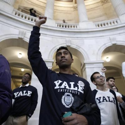 ABA, Yale Law School Dean Call for FBI Investigation, Complicit in Destruction of US Justice System