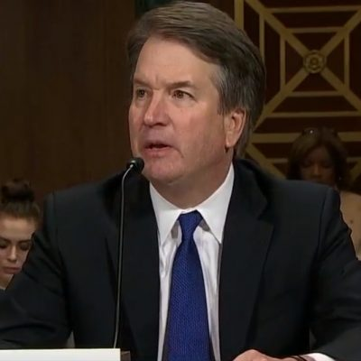 Kavanaugh Targeted Again With Same Smear