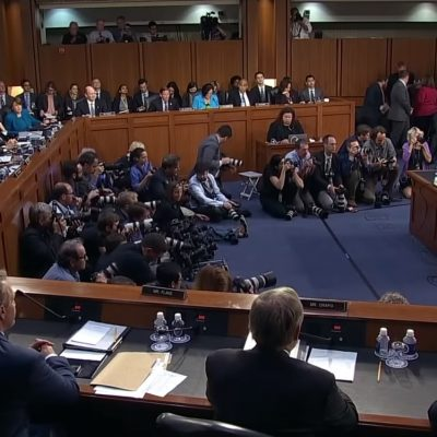 Kavanaugh Hearings: Take The Cameras Out [VIDEO]
