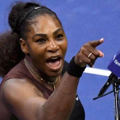 Serena Williams Unsportsmanlike Conduct [VIDEO]